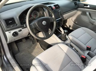 Volkswagen Golf 4MOTION 2.0 TDI 103kW