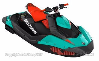 Sea Doo SPARK 2-up 90hp iBR TRIXX 2018 0.9 66kW