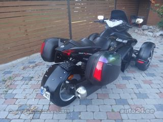 Can-Am Spyder RS GS 72kW
