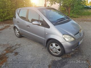 Mercedes-Benz A 160 1.6 75kW