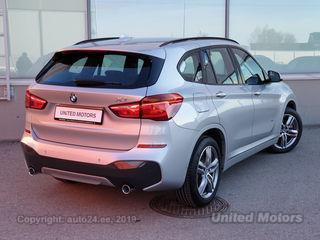 BMW X1 xDrive20d M sportpakett 2.0 R4 140kW