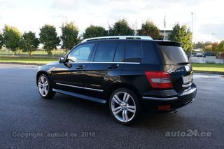 Mercedes-Benz GLK 320 EDITION 1 3.0 165kW
