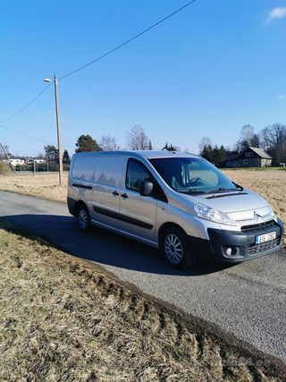 Citroen Jumpy Long 2.0 100kW