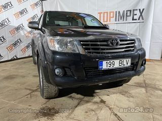 Toyota Hilux SR+ Double Cab N1 3.0 126kW