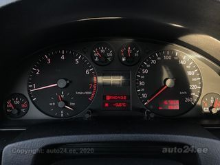 Audi A6 2.4 121kW