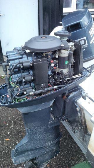 Yamarin 460 R 2-takti 40kW