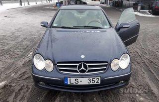 Mercedes-Benz CLK 500 v8 225kW