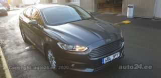 Ford Mondeo 1.5 EcoBoost 118kW