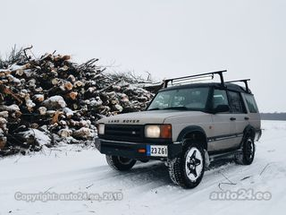 Land Rover Discovery 2 2 5 TD5 102kW - auto24 ee