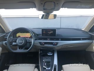 Audi A4 S-line Matrix Virtual 2.0 TDI 140kW