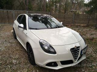 Alfa Romeo Giulietta Guadrifoglio Verde 1.7 173kW