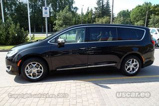 Chrysler Pacifica LIMITED 3.6 214kW