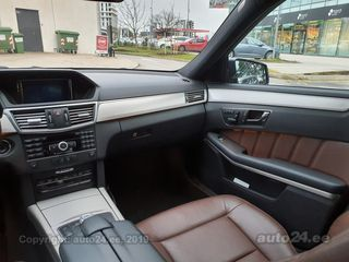 Mercedes-Benz E 350 Avantgarde 4-matic 3.0 195kW