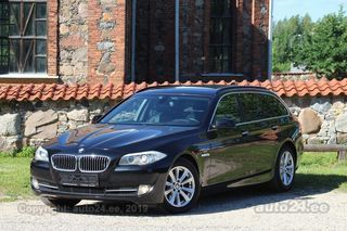 BMW 525 D X-Drive Twin Power Turbo 2.0 155kW