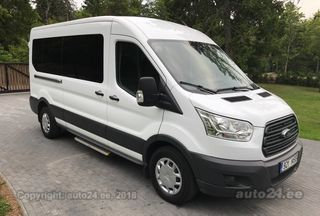 Ford Transit Trend 2.0 96kW