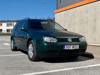 Volkswagen Golf Highline 1.9 TDI 96kW