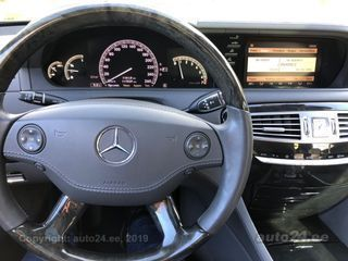 Mercedes-Benz CL 500 5.5 285kW