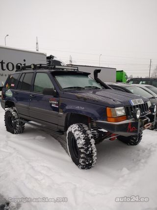 Jeep Grand Cherokee 4.0 132kW