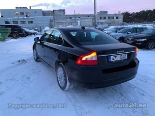 Volvo S80 AWD SUMMUN D5 2.4 D5 136kW
