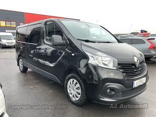 Renault Trafic dCi 145 Energy 1.6 107kW
