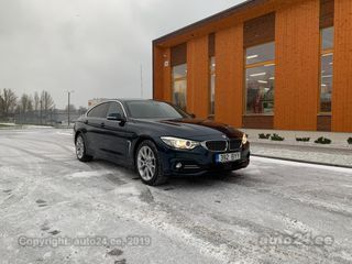 BMW 420 Gran Coupe xDrive Sport Luxury Line 2.0 TDI 140kW