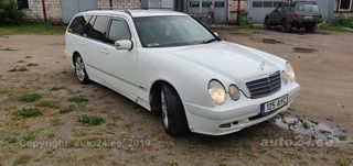 Mercedes-Benz E 220 2.2 105kW