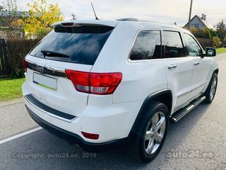 Jeep Grand Cherokee Overland Edition 3.0 177kW