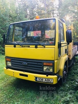 Ford Cargo 0811 5.0 85kW