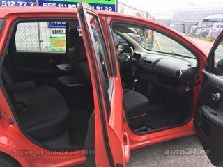Nissan Note City 1.6 81kW