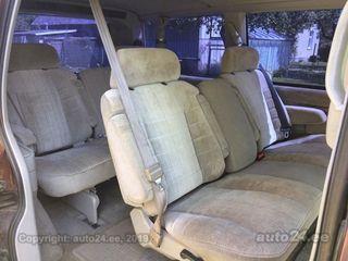 Chevrolet Astro 4.3 137kW