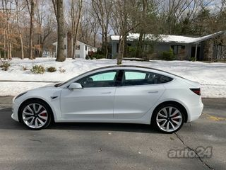 Tesla Model 3 Used 2018 Tesla Model 3 Long Range Premium