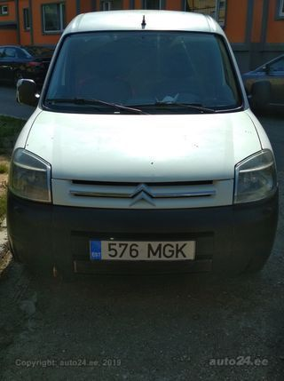Citroen Berlingo 1.4 55kW