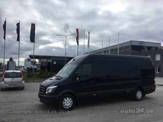 Mercedes-Benz Sprinter 316CDI R3 2.2 120kW