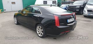 Cadillac ATS AWD LUXURY 2.0 203kW