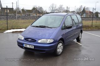 Ford Galaxy 2.0 dohc 85kW