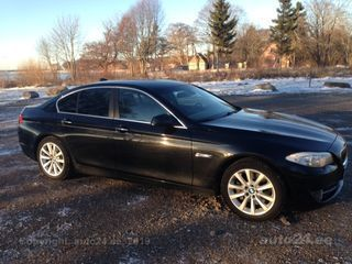 BMW 525 5L FW31 5B 3.0 3,0 R6 Efficient Dynamics 150kW