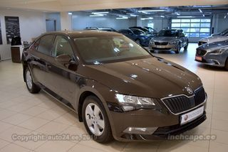 Skoda Superb Active 1.4 110kW