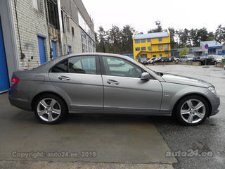Mercedes-Benz C 320 Avantgarde 3.0 165kW