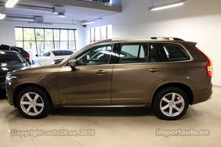 Volvo XC90 AWD MOMENTUM INTELLI SAFE BUSINESS WINTER M17 2.0 D5 173kW