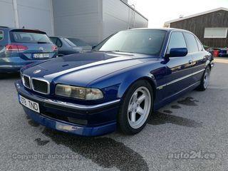 BMW 750 Schnitzer 5.4 V12 240kW