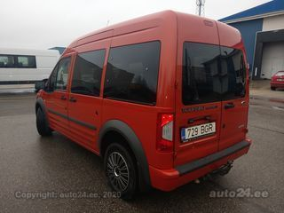 Ford Tourneo Connect  TRANSIT/TURNEO CONNECT R4 81kW