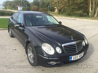 Mercedes-Benz E 220 Avantgarde 2.2 125kW