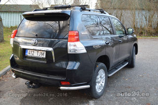 Toyota Land Cruiser D4D Executive 3.0 140kW