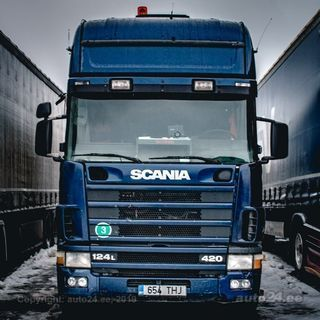 Scania 124L 11.7
