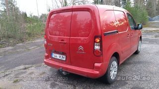 Citroen Berlingo 66kW