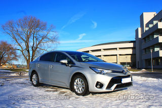 Toyota Avensis Active Plus 1.8 108kW