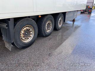 Schmitz Semitrailer Reefer Standard Doppelstock