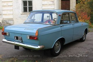Moskvich 408 IE AZLK 1.4 R4 37kW