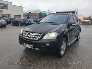 Mercedes-Benz ML 320 3.0 165kW