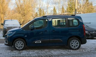 Citroen Berlingo Feel 110 Puretech Pack Voyage 81kW